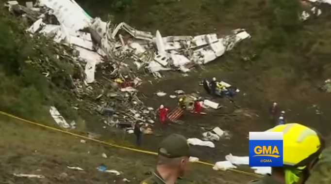 Three Evangelical Christians Stated to Be Among Columbia Plane Crash Survivors