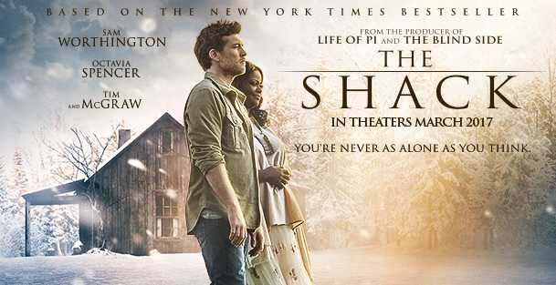 Blasphemous Novel 'The Shack' to Be Released as Film Featuring God as Woman, Music From Hillsong United