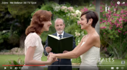 'Glorifying Sin'? Popular Jewelry Chain Spotlights Lesbian 'Wedding' in New Ad