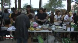 Compromise in the Works for Feeding the Homeless in Tampa