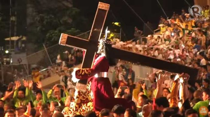 Over 200 Injured as 1.5 Million Filipinos Throng 'Healing' Idol Marched Through Streets