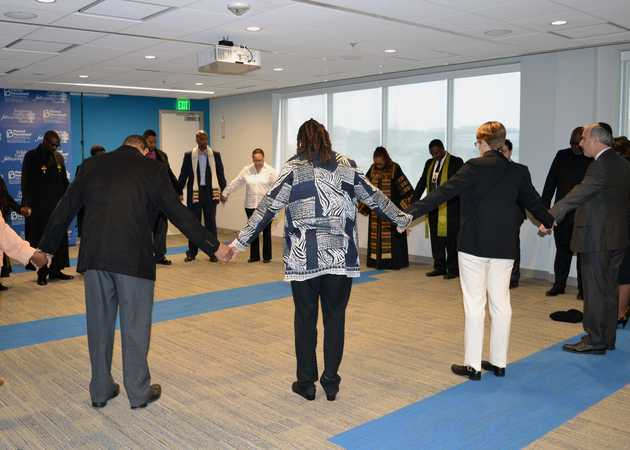 Ecumenical Clergy Members 'Bless' New Planned Parenthood Facility in Nation's Capital
