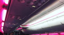 Southwest Airlines Flight Turns on Pink Cabin Lights for Pro-Abortion 'Women's March' Participants