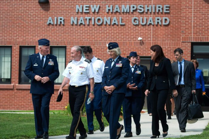 Atheist Activist Group Seeks to Stop Ceremonial Prayers at New Hampshire Air National Guard Base