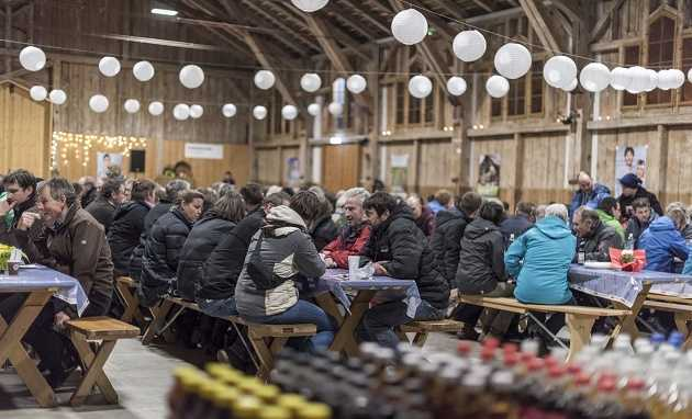 800 Christian Farmers Pray Together in Switzerland
