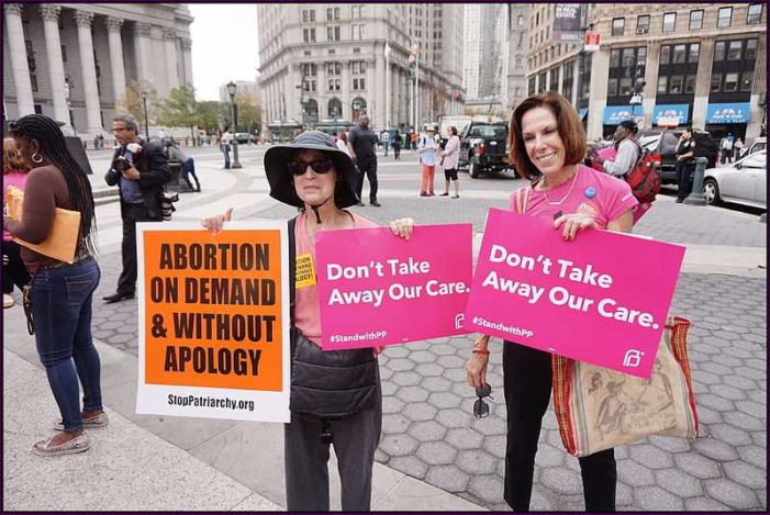House Votes to Overturn Obama Admin Rule Banning States From Defunding Planned Parenthood