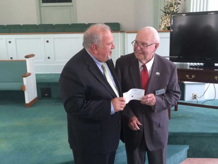 86-Year-Old Georgia Man Donates $400K in Recycling Profits to Ministry for Troubled Youth