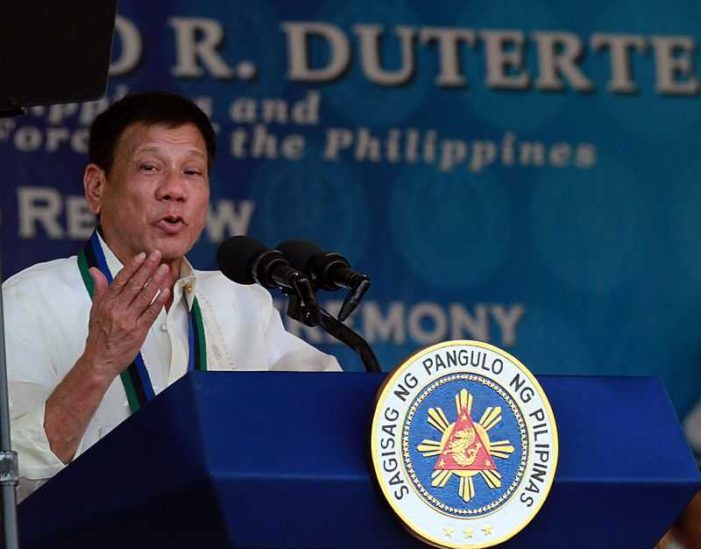 Philippine President Apologizes to Germany Over Hostage Beheaded by Muslim Militants