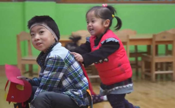 Chinese Boy Born Without Ears, Abandoned Days After Birth, Yearns for Adoptive Family