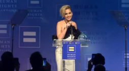 'I Kissed a Girl' Katy Perry Mocks Her Christian Upbringing While Receiving Homosexual Advocacy Award