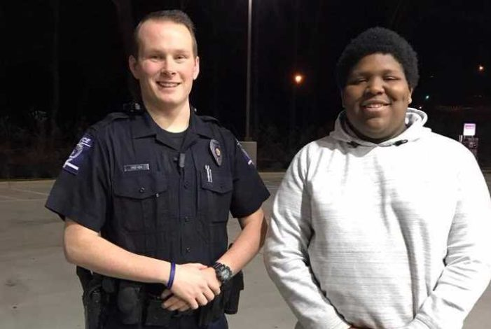 'I Wanted to Share Jesus With Him': North Carolina Teen Approaches Officer to Offer Prayer