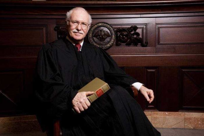 Alabama Supreme Court Justice Who Supported Roy Moore Announces Run for Chief Justice