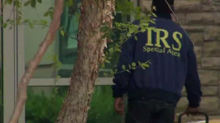 IRS Investigators Raid Texas Office of Prosperity Preacher Benny Hinn