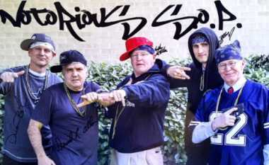 Photo of Seminary Professors Posing as Gangster Rappers Stirs Controversy