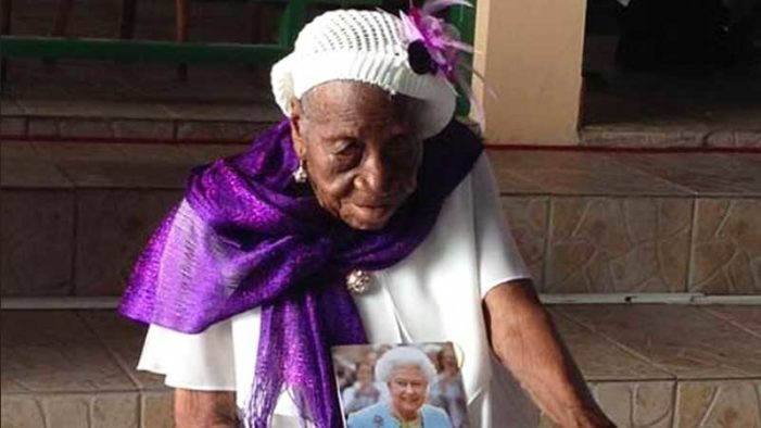World's Oldest Woman: 'God Has Given Me the Gift of Long Life'