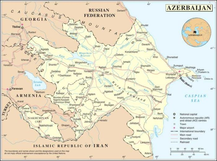 Azerbaijanis Fined, Detained for Selling Religious Books