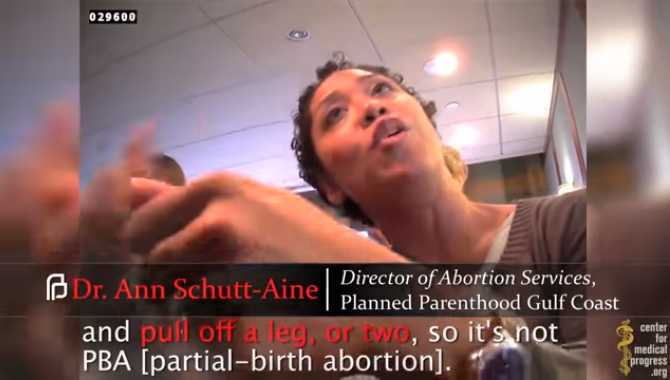 New CMP Video Shows Abortion 'Trade Show,' Gruesome Baby Parts Secrets