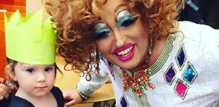 Public Libraries Hosting 'Drag Queen Story Hour' for Children