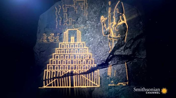 Smithsonian Channel Spotlights Stone Tablet Believed to Confirm Biblical Tower of Babel