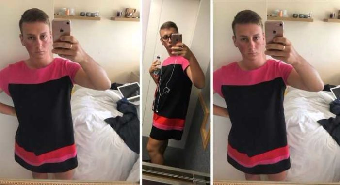 UK Man Wears Dress to Work to Make a Point About Dress Codes
