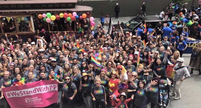 Planned Parenthood Gives Away 'Safer Sex Supplies' at San Francisco Homosexual Pride Events