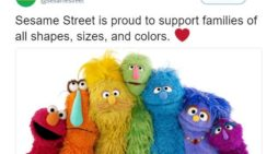 'Sesame Street' Expresses Support for Homosexuality During 'LGBT Pride Month'