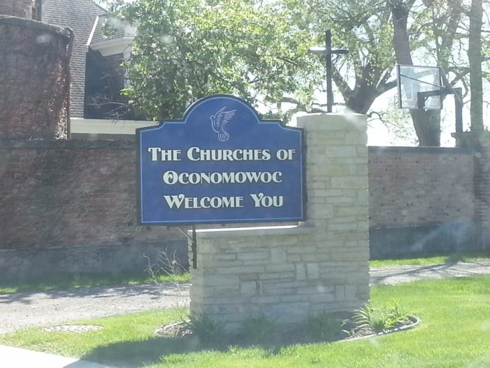 Atheist Activist Group Seeks Removal of City's 'Churches Welcome You' Signs