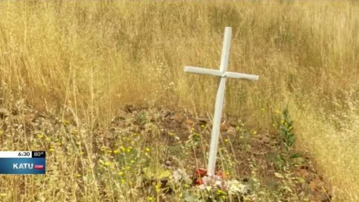 Family Removes Roadside Cross Memorializing Mother Who Died in Crash Following Atheist Complaint