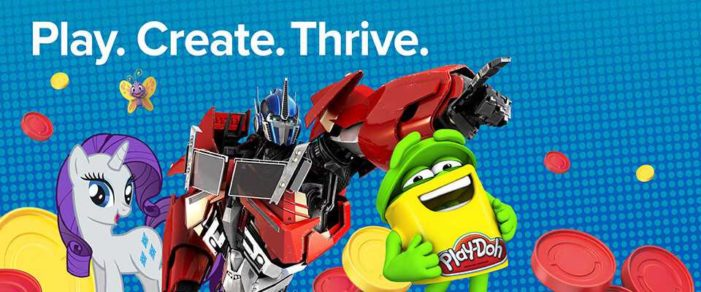 Hasbro Says It 'Eliminated Old Delineation of Gender' to Think of Toys More 'Inclusively'