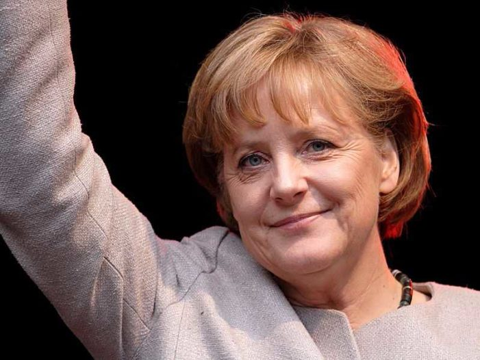 Merkel Votes Against Same-Sex 'Marriage' in Germany 'Because Marriage is Between a Man and Woman'