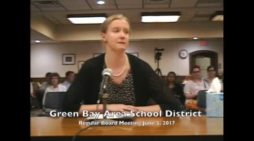 Wisconsin Middle School Teacher Resigns Over Students' Out-of-Control Abusive Behavior