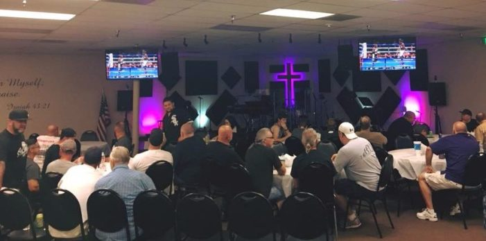 'Churches' Nationwide Host Viewing Parties for Mayweather v. McGregor Fight