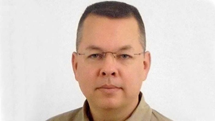 Indictment Against American Pastor Imprisoned in Turkey Cites 'Christianization,' 'Unconventional Warfare'