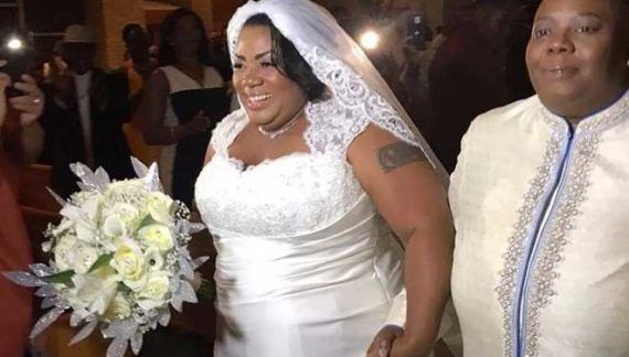 Lesbian Ministers With Apostate Church of Christ 'Wed' Each Other, Pentecostal Father Refuses to Attend