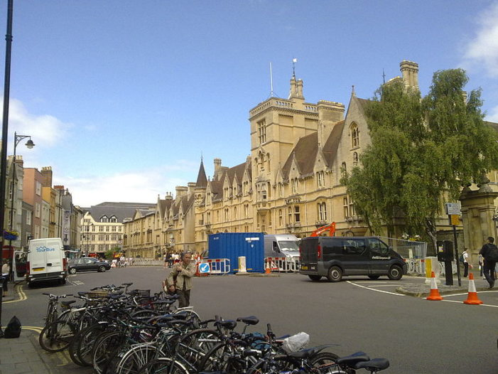 Christian Union Banned From Oxford Freshers' Fair
