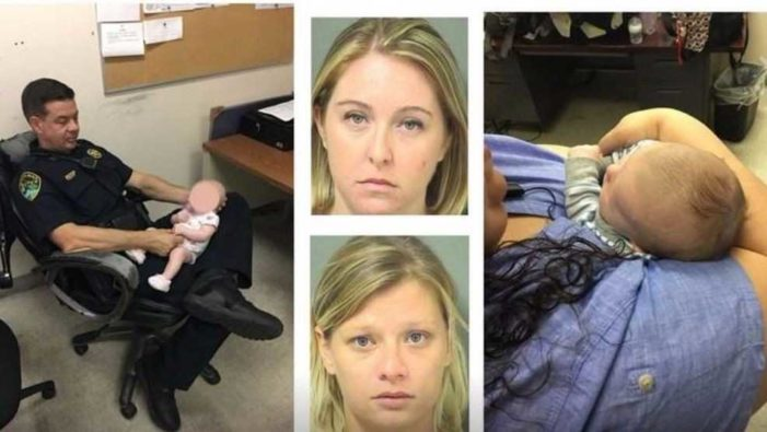 Florida Mothers Arrested After Allegedly Overdosing on Heroin With Babies in Back Seat