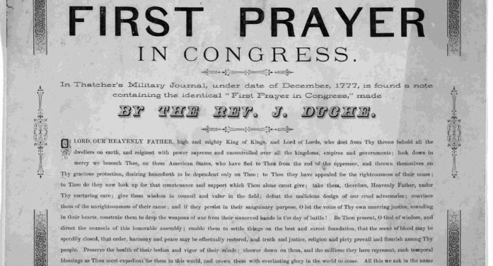 Appeals Court Rules US Congress May Reject Atheist's Request to Present Secular Invocation