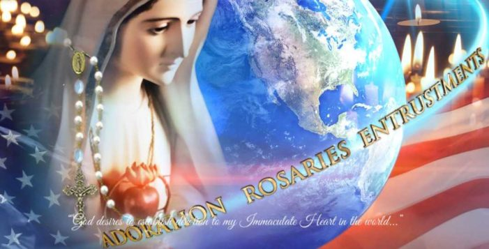 Roman Catholic Dioceses Nationwide Being 'Consecrated' to 'Immaculate Heart of Mary'