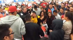 Baby Hit With Shoe: Black Friday Marred by Greed, Brawls & Violence