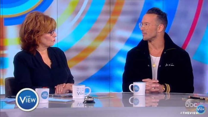 'God Is the Judge,' Hillsong's Carl Lentz Tells 'The View' When Asked Whether or Not Abortion Is Sin