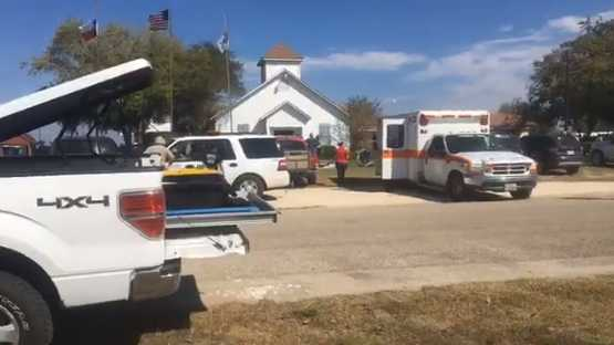 26 Dead Following Mass Shooting at Texas Church