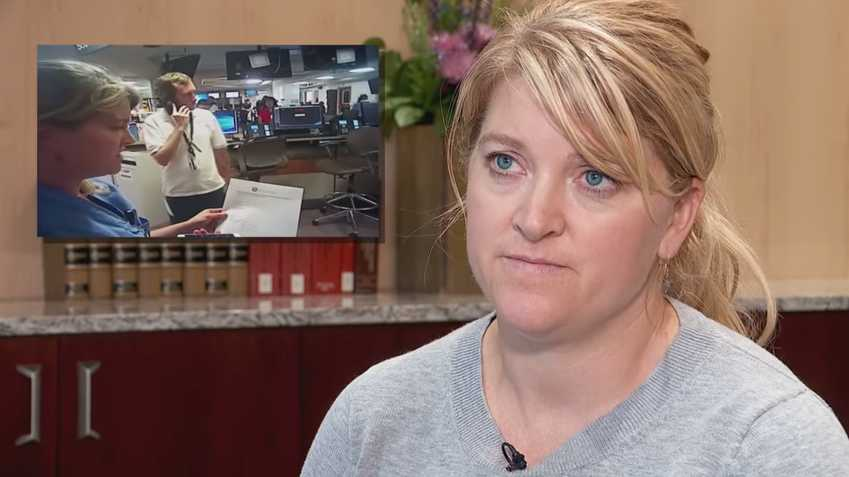 Nurse Arrested for Not Allowing Blood to Be Drawn on Crash ...