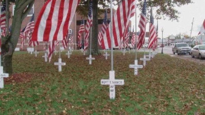 Atheist Group Objects to Class Creation of Cross Memorials as Part of City's Remembrance of Fallen Veterans