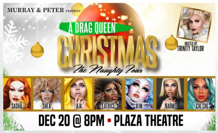 Evangelist Arrested, Jailed While Preaching Christ Outside 'A Drag Queen Christmas: The Naughty Tour' in Texas