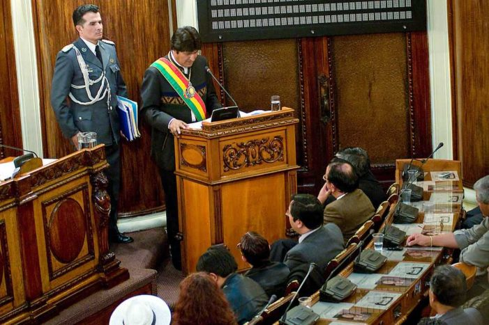 President of Bolivia Repeals Penal Code That Raised Concern Among Evangelicals