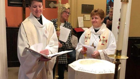 New Jersey ELCA 'Church' Holds 'Renaming' Ceremony for Female Leader Who Wants to Be Called Peter
