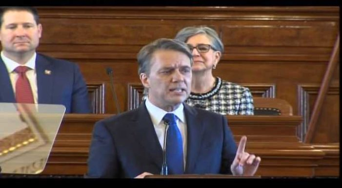 New Governor of Kansas Declares in Address Before Legislature: 'Everyone Has a God-Given Right to Life'