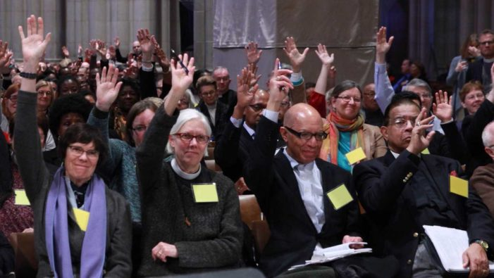 Episcopal Diocese Votes to Avoid Using 'Gendered Pronouns' for God in Book of Common Prayer