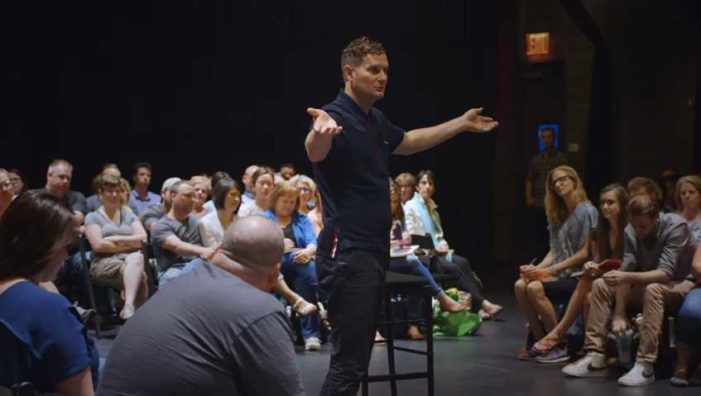 False Teacher Rob Bell Claims in New Documentary 'The Heretic': 'Jesus Would Be Mortified Someone Started a Religion in His Name'