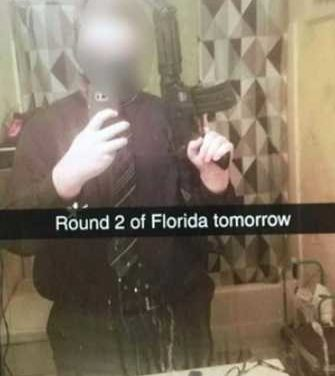 Student Arrested After Posting Snapchat Threatening 'Round 2' of Florida Shooting 'Tomorrow'